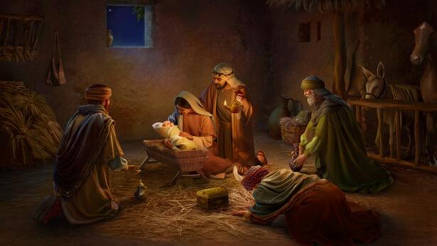 圣诞节纪念主耶稣降生