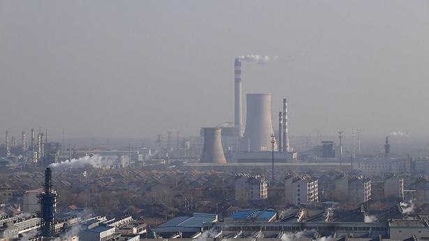 环保局污染空气