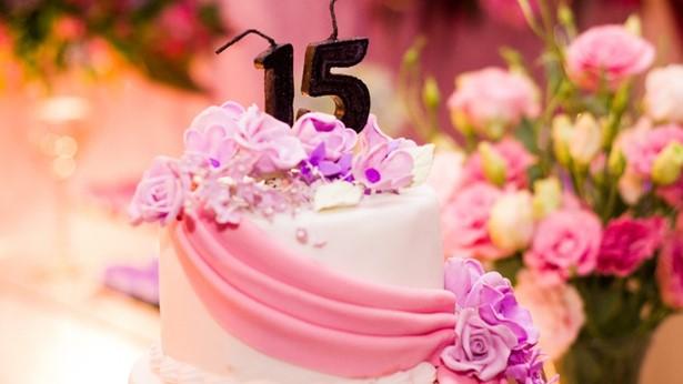 精美的蛋糕